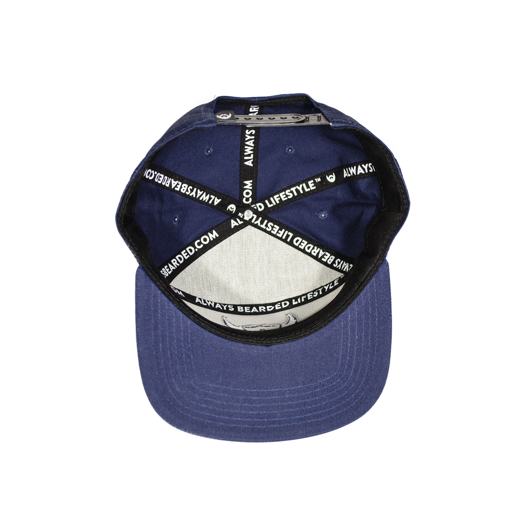 The 'Stieb' Snapback - Always Bearded Lifestyle