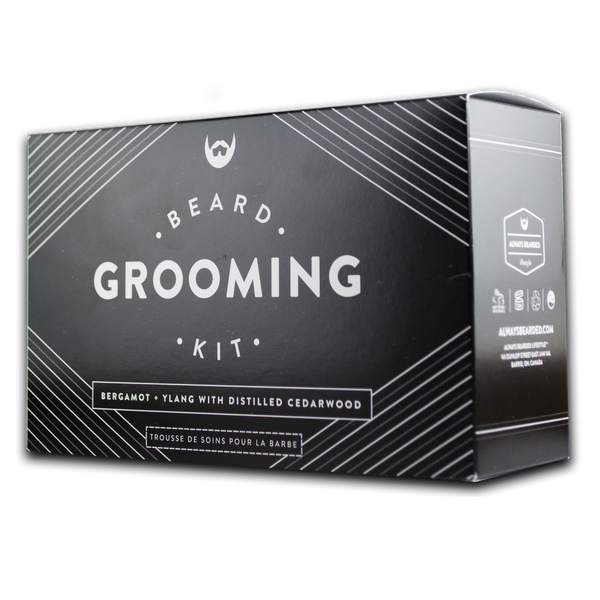 Bergamot + Ylang Essentials Pack - Always Bearded Lifestyle