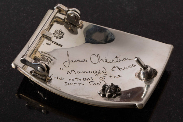 James Christian Managed Chaos - Buckles - Trophy - AXEL'S - 3
