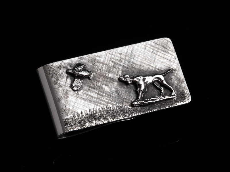 Executive Dog Money Clip