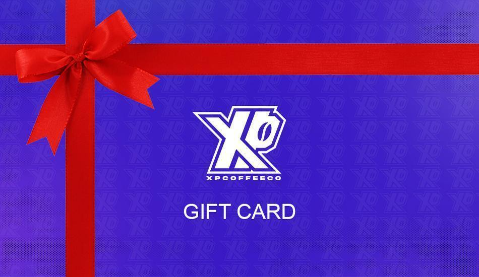 Gift Cards - XPCoffeeCo UK
