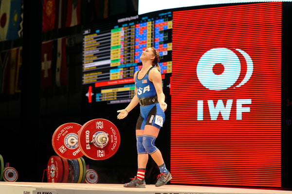 USA Weightlifting selects Eleiko as Official Equipment Provider for 2017 IWF World Championships in Anaheim