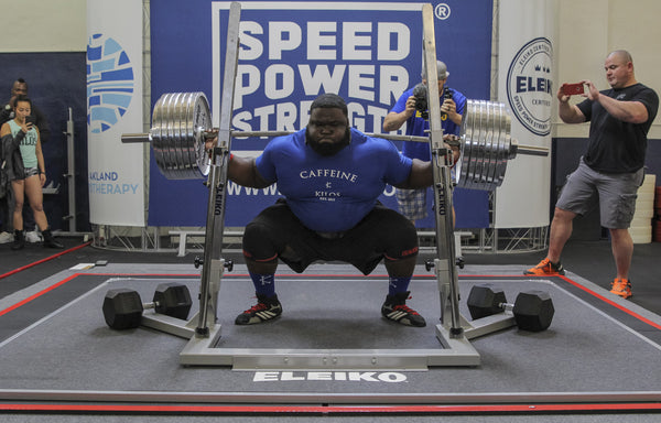 Ray Orlando Williams joins the Eleiko Team as Eleiko Ambassador