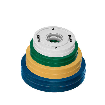 DEMO Eleiko Friction Grip Olympic Weightlifting Disc, KG