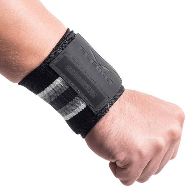 Eleiko Wrist Wraps <br/>Weightlifting Titan Grey