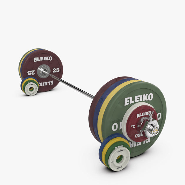 ELEIKO PERFORMANCE<br>SET, NXG - 185 KG