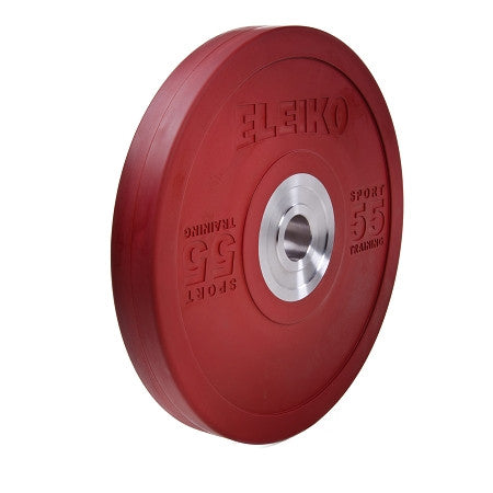 DEMO Eleiko Sport Training Disc, colored, LBS