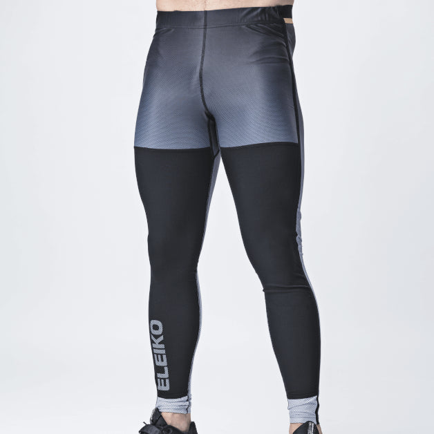 Elevate Tights <br>Jet Black