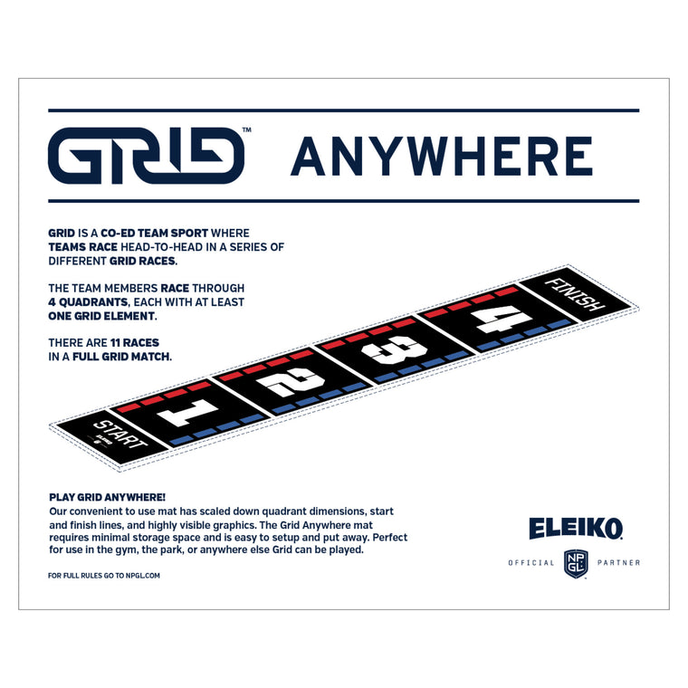 GRID Anywhere Mat
