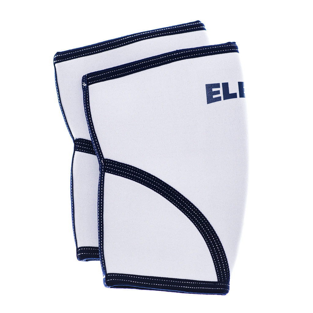 Eleiko Knee Sleeves - white