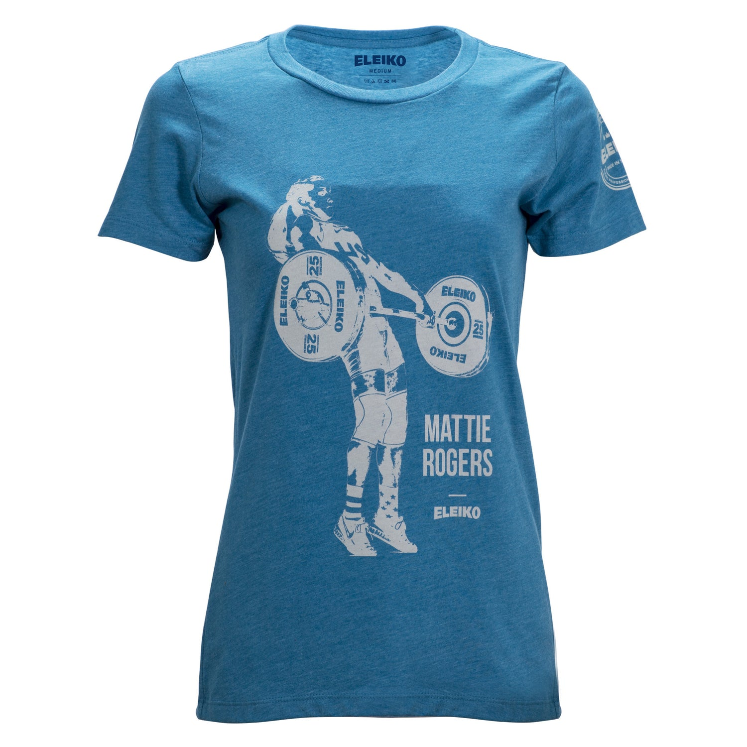 "Eleiko ""Mattie Rogers"" T-Shirt, MENS/WOMENS"