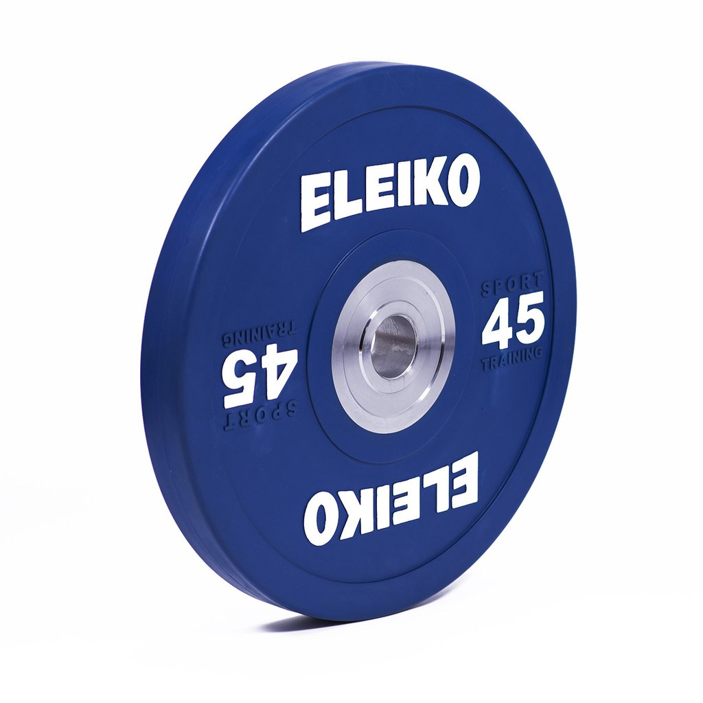 Demo Eleiko Sport Training Discs LBS