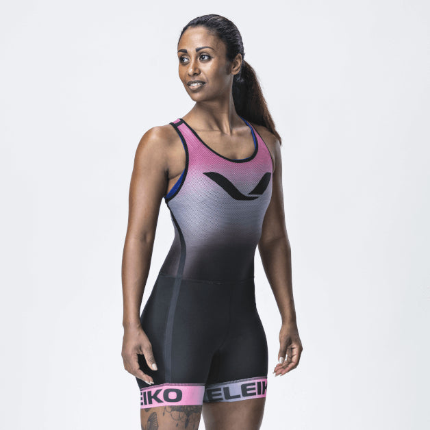 Raise Lifting Suit, Women <br>Solar Pink