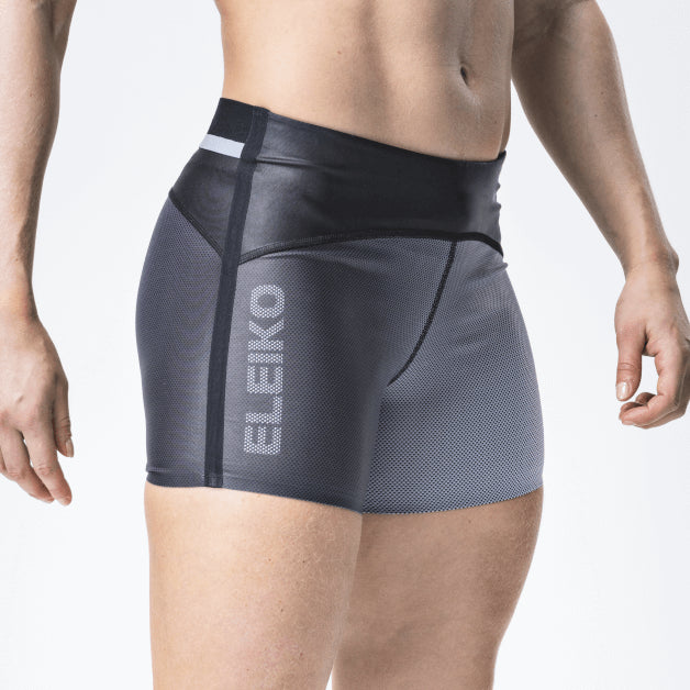 Balance Shorts, Women <br>Jet Black