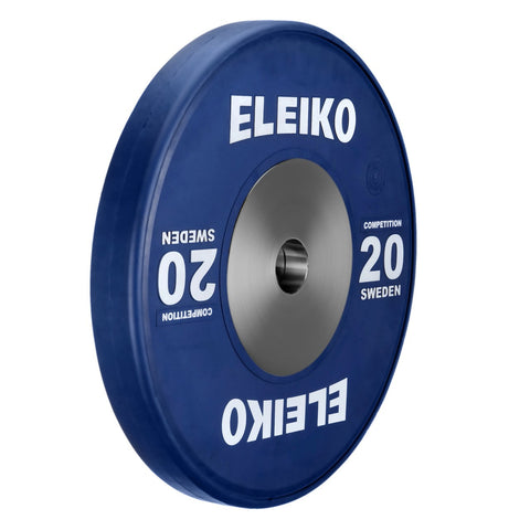 DEMO Eleiko Olympic WL Competition Discs, KG