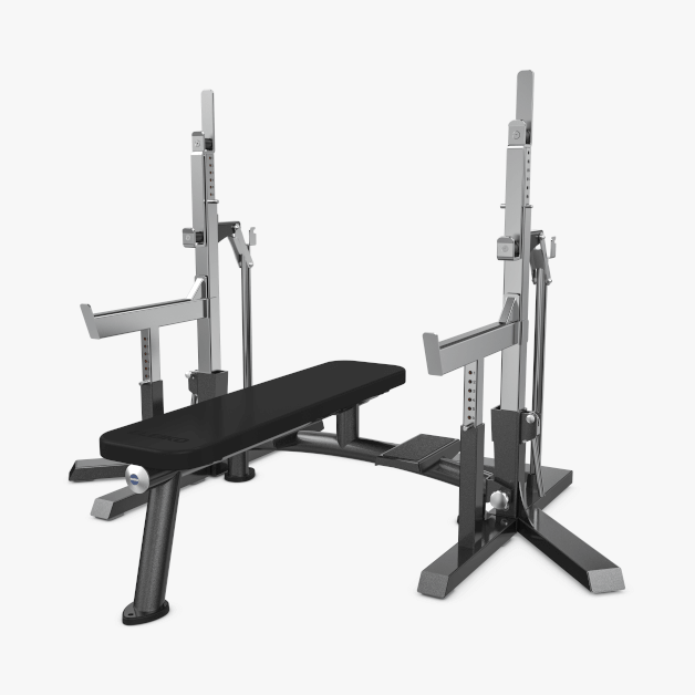 Eleiko IPF Squat Stand/Bench - Charcoal