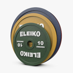 ELEIKO IPF POWERLIFTING COMPETITION DISCS