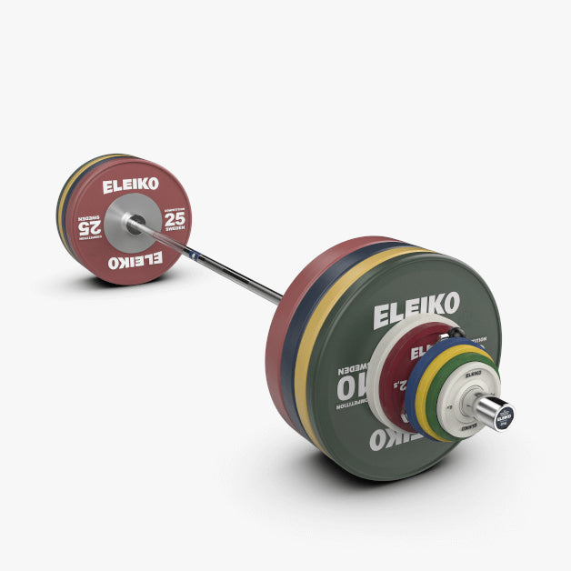 ELEIKO IWF WEIGHTLIFTING COMPETITION<br>SET NXG - 190 KG, FG