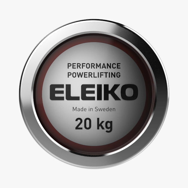 Eleiko Performance<br>Powerlifting Bar 20 kg