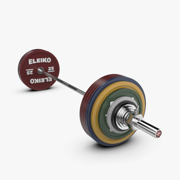 ELEIKO IPF POWERLIFTING<br>COMPETITION SET - 285 KG