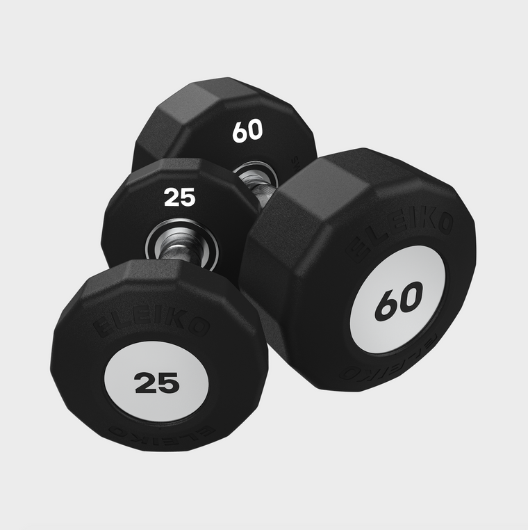 Eleiko Evo Dumbbells - Fixed