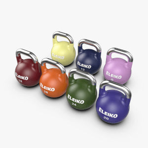 Eleiko Competition Kettlebell<br>2016 Model Discontinued