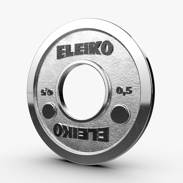 ELEIKO POWERLIFTING COMPETITION CHANGE PLATES