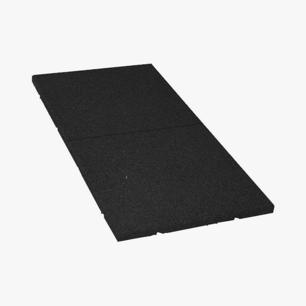 Eleiko Rubber Mat - 30 mm, black