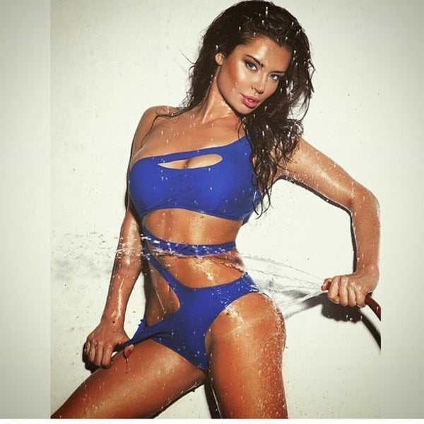 Royal Blue Monokini - Awesome World - Online Store  - 5