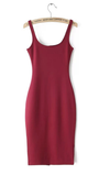 Simple Classy Dress - 6 colors - Awesome World - Online Store  - 10