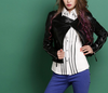 Leather Stylish Jacket - Awesome World - Online Store  - 6
