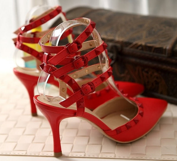 Blogger Style Pumps 8CM - 10 Colours - Awesome World - Online Store  - 21