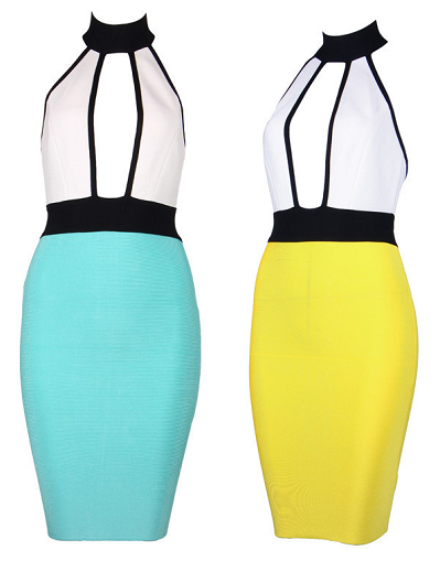 Pretty Girls Bandage Dress - 3 colors - Awesome World - Online Store  - 2