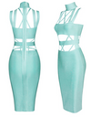 Cut Out Strappy Bandage Dress - 3 colors - Awesome World - Online Store  - 9
