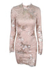 Glam Edition - All Yes on You Back Sequins Dress - Awesome World - Online Store  - 3