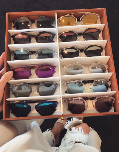 Fashion Vintage Sunglasses - 9 Colors - Awesome World - Online Store  - 2