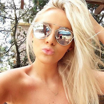 Fashion Vintage Sunglasses - 9 Colors - Awesome World - Online Store  - 35