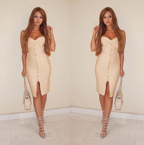 Your Bandage Dress - 3 colors - Awesome World - Online Store  - 9