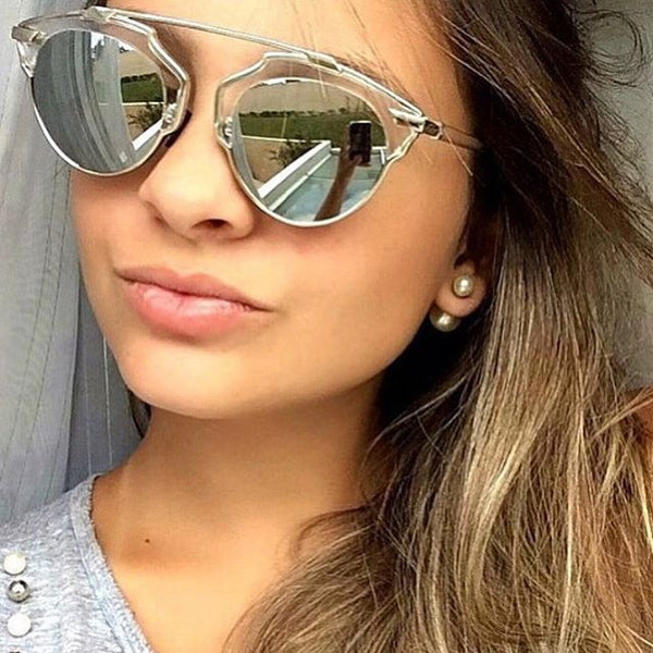 Fashion Vintage Sunglasses - 9 Colors - Awesome World - Online Store  - 38
