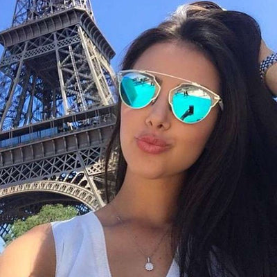 Fashion Vintage Sunglasses - 9 Colors - Awesome World - Online Store  - 42
