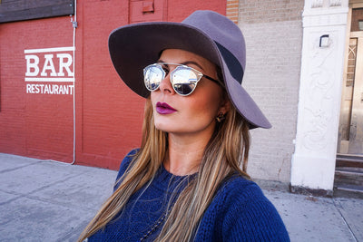 Fashion Vintage Sunglasses - 9 Colors - Awesome World - Online Store  - 31