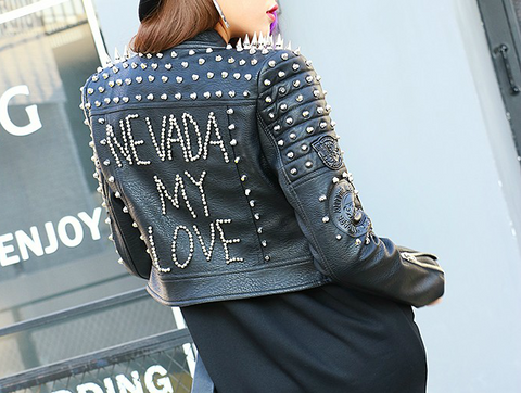 Street Style Gigi Jacket - Limited Stock
