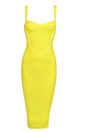 Sleekin' Out Thigh Bandage Dress - 11 colors - Awesome World - Online Store  - 34