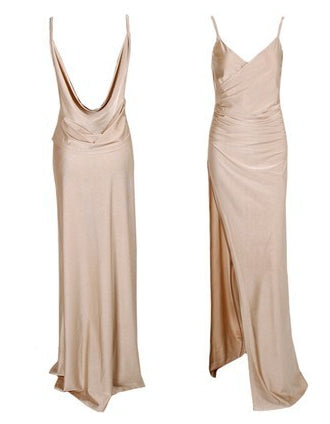 Glamorous Backless Dress - Awesome World - Online Store  - 4