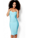 Sleekin' Out Thigh Bandage Dress - 11 colors - Awesome World - Online Store  - 11