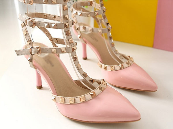 Blogger Style Pumps 8CM - 10 Colours - Awesome World - Online Store  - 24