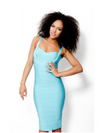 Sleekin' Out Thigh Bandage Dress - 11 colors - Awesome World - Online Store  - 28