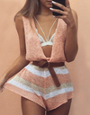 Knitted Jumpsuit - Awesome World - Online Store  - 1