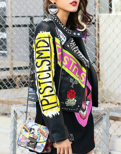 Street Style Rose Jacket - Limited Stock - Awesome World - Online Store  - 3