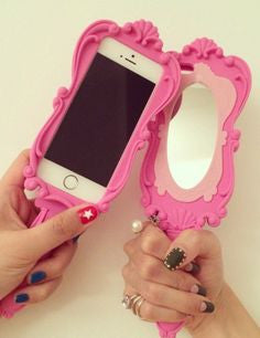 Princess Mirror Case - Samsung & iPhone - Awesome World - Online Store  - 4